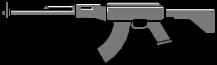 AK-47 GTA 4