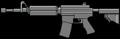 M4 GTA 4