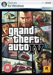 Jaquette GTA 4 GTA IV PC