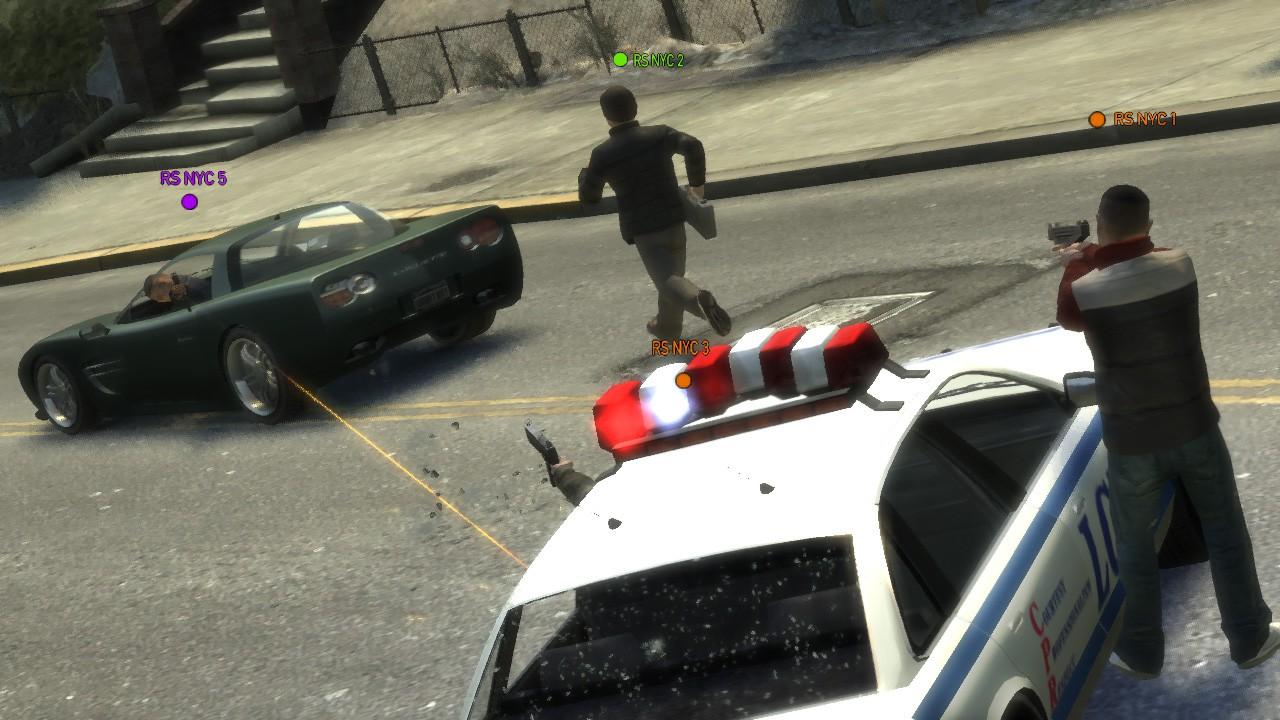 GTA 4 / GTA IV : les screenshots PS3 et Xbox 360