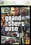Jaquette GTA 4 GTA IV Xbox360