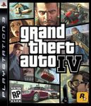 Jaquette GTA 4 GTA IV PS3