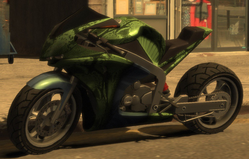 Les v hicules dans grand theft auto iv the lost and for Garage grand nord automobile nieppe